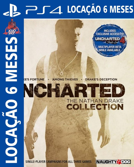 Uncharted The Nathan Drake Collection Secundaria Ps4