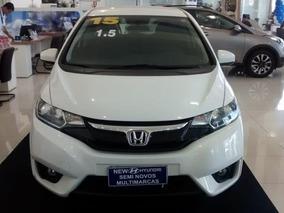 Honda Fit 1.5 Ex Flex Aut. 5p Branco