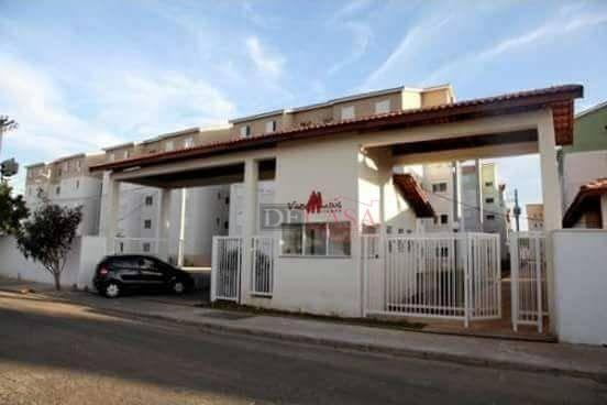 Apartamento Residencial Á Venda; Vila São Carlos; Itaquaquecetuba; 2 Dorm.; 1 Vaga. - Ap3119