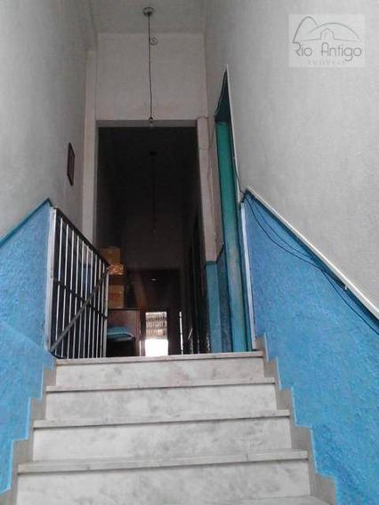 Casa Com 3 Dormitórios À Venda, 120 M² Por R$ 450.000 - Gamboa - Rio De Janeiro/rj - Ca0095
