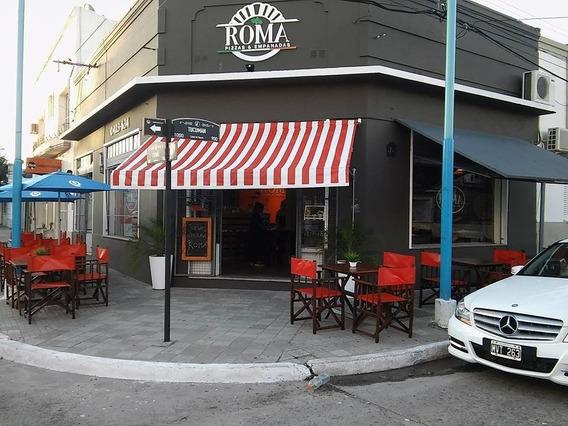 Fondo De Comercio Pizzería En Goya Corrientes