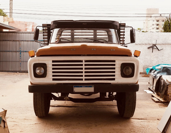 Ford Ft7000 (relíquia) 1977 Diesel