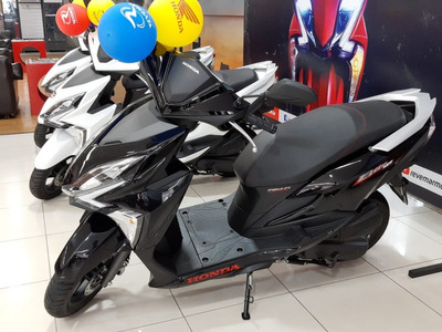 Honda Elite 125 0km Emplacada - Belém E Região