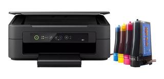 Impresora Epson Xp2101 Multifuncion Wifi + Sistema Continuo