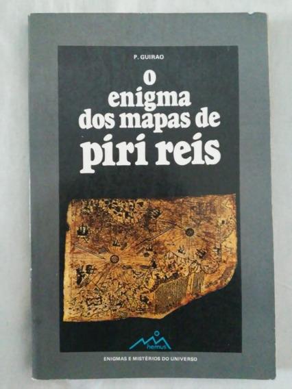 Livro O Enigma Dos Mapas De Piri Reis - Promoção