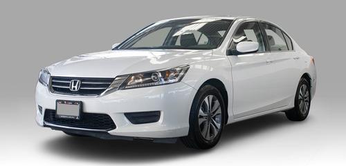 Imagen 1 de 7 de Honda Accord 2015 2.4 L4 Lx Sedan Tela At