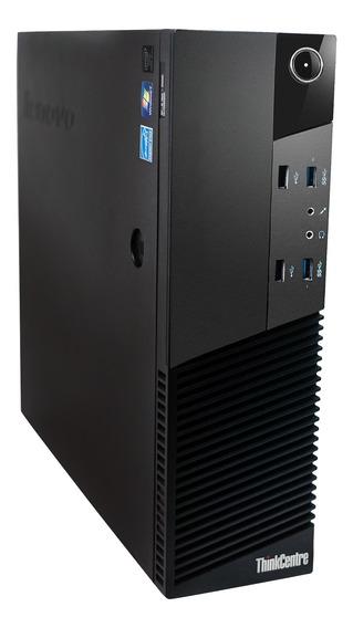 Computador Cpu Lenovo Thinkcentre M93p I5 Ram 4gb Hd 500gb