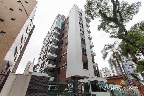 Apartamento À Venda, 142 M² Por R$ 1.280.000,00 - Água Verde - Curitiba/pr - Ap0263