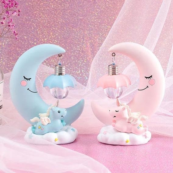 Mini Luminária Lustre Abajur Quarto Bebê Infantil Enxoval