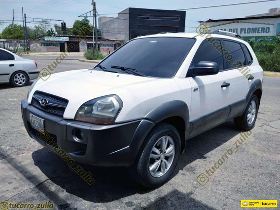 Hyundai Tucson Gl Aut 4wd