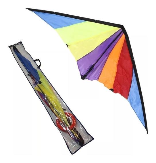 Barrilete Acrobatico Doble Comando + Bolso