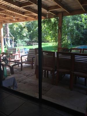 Casa Campestre En Parcela 8300 M2 En Chicureo