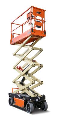 Alquiler De Plataformas Elevadoras Tipo Tijeras 1133039062