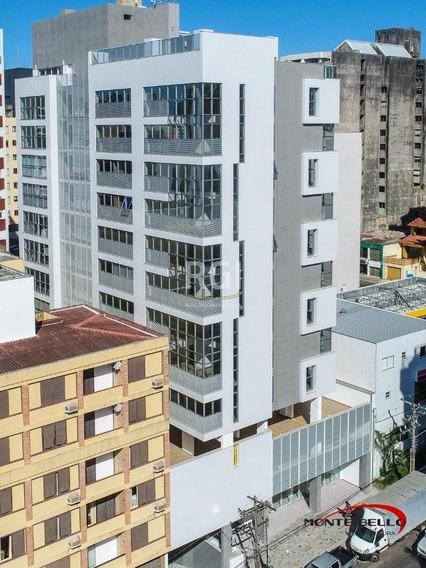 Flat Em Centro Com 1 Dormitório - Bt9185