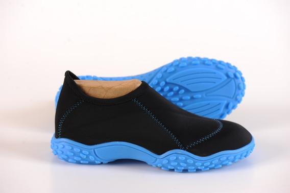 Zapatillas Elastizadas Doblele Alfa Mujer Comodas Colores