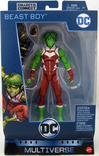 Dc Comics Multiverse Beast Boy