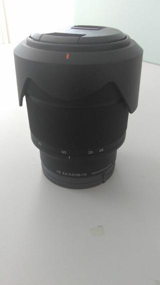 Lente Sony 28-70mm