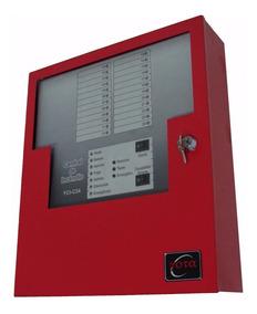 Central De Alarme De Incêndio 24 Laços 480 Detectores - Yota