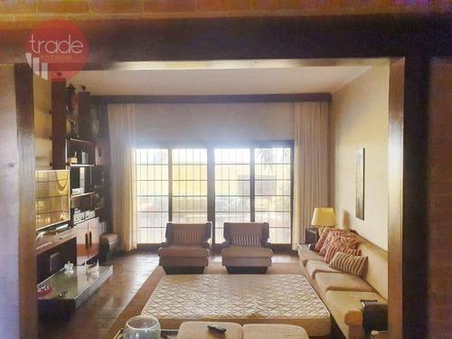 Imagem 1 de 20 de Casa Com 4 Dormitórios À Venda, 310 M² Por R$ 532.000,00 - Jardim Paulistano - Ribeirão Preto/sp - Ca4032