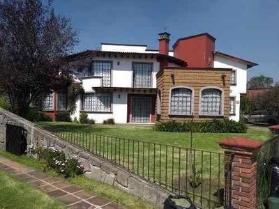 Casa En Venta Metepec La Asunción 15-cv-6322