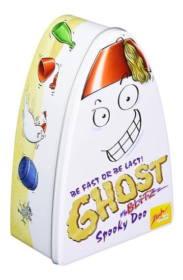 Juego De Mesa Ghost Blitz Spooky Doo