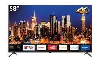 Smart Tv Led 58 Uhd 4k Philco Ptv58f80sns