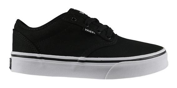 zapatillas vans de mujer negras