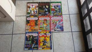 Revistas Club Nintendo Año 9.