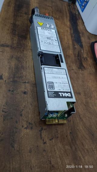 Fonte 550w L550e-s0 Para Servidor Dell R320 R420 Dell M95x4