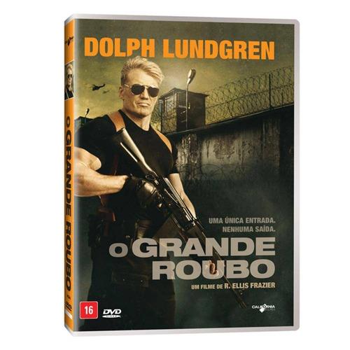 Dvd O Grande Roubo- Original/lacrado | Mercado Livre