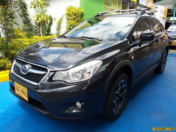 Subaru Xv Cvt 4x4