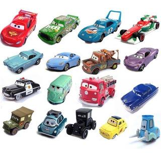 Cars Autitos Metalicos