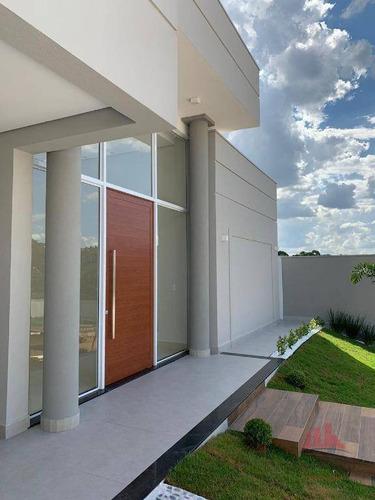 Casa Com 3 Dormitórios À Venda, 185 M² Por R$ 1.500.000,00 - Jardim Werner Plaas - Americana/sp - Ca2742