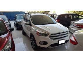 Ford Escape Titanium Ecoboost 2017 Seminuevos