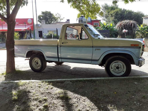 Ford F-100 Ford F 100 De Deluxe