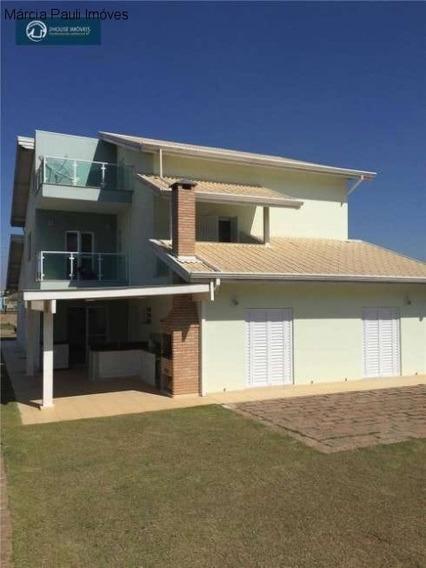 Casa No Condomínio Inhandjara - Itupeva - Ca02883 - 34560281