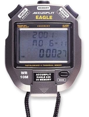 Cronómetro Accusplit Eagle 625m35.