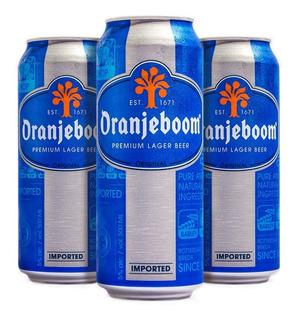 Cerveza Oranjeboom Original 500 Ml Cerveza Lager Holandesa