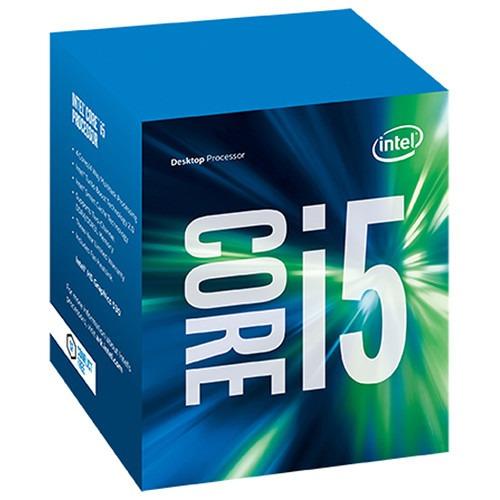 Prcesador - Intel Core I5 (1151) 7500 3.4 Ghz
