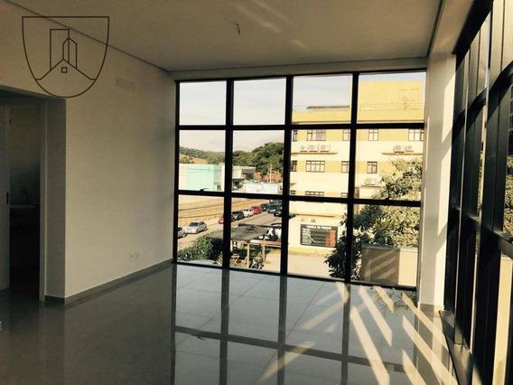 Sala Comercial Para Locação, Jardim Santa Helena, Bragança Paulista. - Sa0023