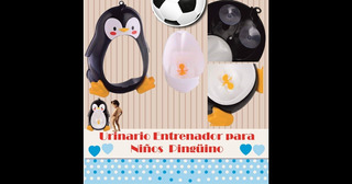 Urinario Para Niño Modelo Pinguino