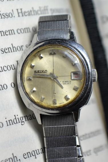 Relógio Seiko Automatic 17 Jewels Hi-beat 2205-0240 P 539332