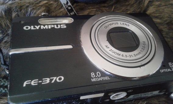 Câmera Digital Olympus Fe-370 - 8mp