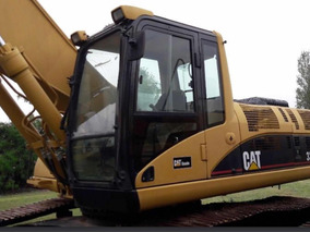 Excavadora Cat 330cl Año 2004 Con 10.000horas Vea El Video