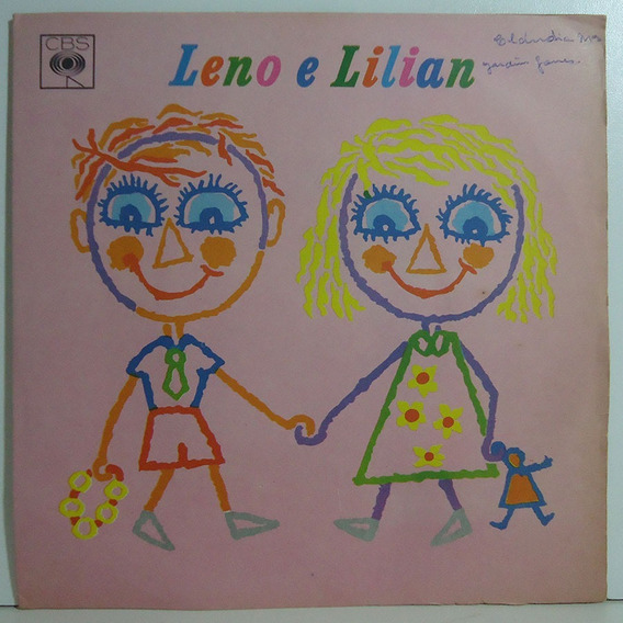 Leno E Lilian 1966 Eu Não Sabia Que Você Existia Compacto