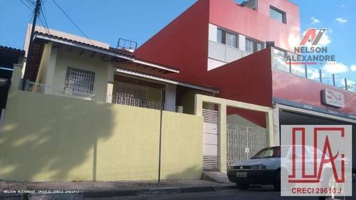 Casa Residencial À Venda, Vila Campesina, Osasco - . - Ca0023