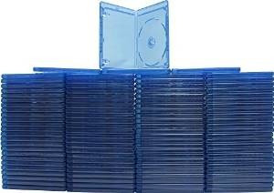 (100) Cajas Vacías De Repuesto Azul Standard / Cajas Para Pe