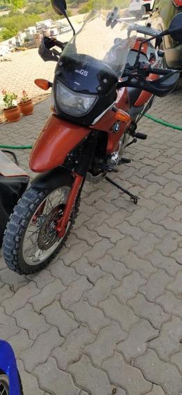 Bmw Gs 650 Dakar