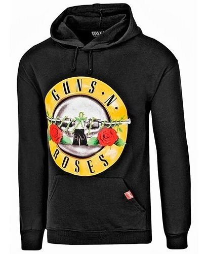 Sudadera Guns N Roses Caballero Ltx Sgnr1294 Negro 68749 T3