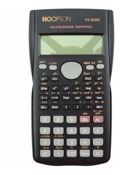 Calculadora Científica, 240 Funções Ps-82ms P/ Trabalho